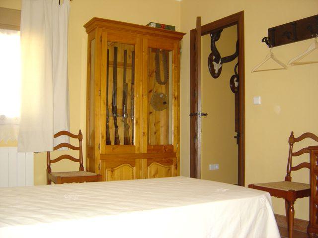 """Facilities at """"Los Claros"""". Bedroom"""