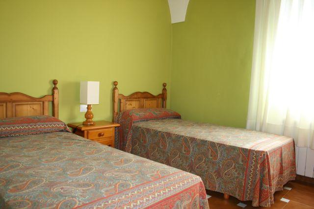 """Facilities at """"Los Claros"""". Beds Casa Francisquillo"""