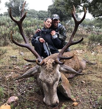 Hunters testimonials. Adam Olivas (USA)