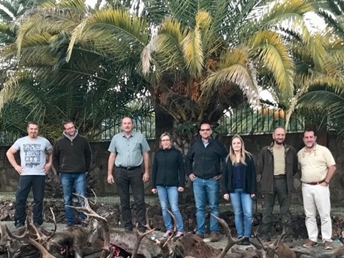Hunters testimonials. Dr. Martin Andreas Kohler (Germany)