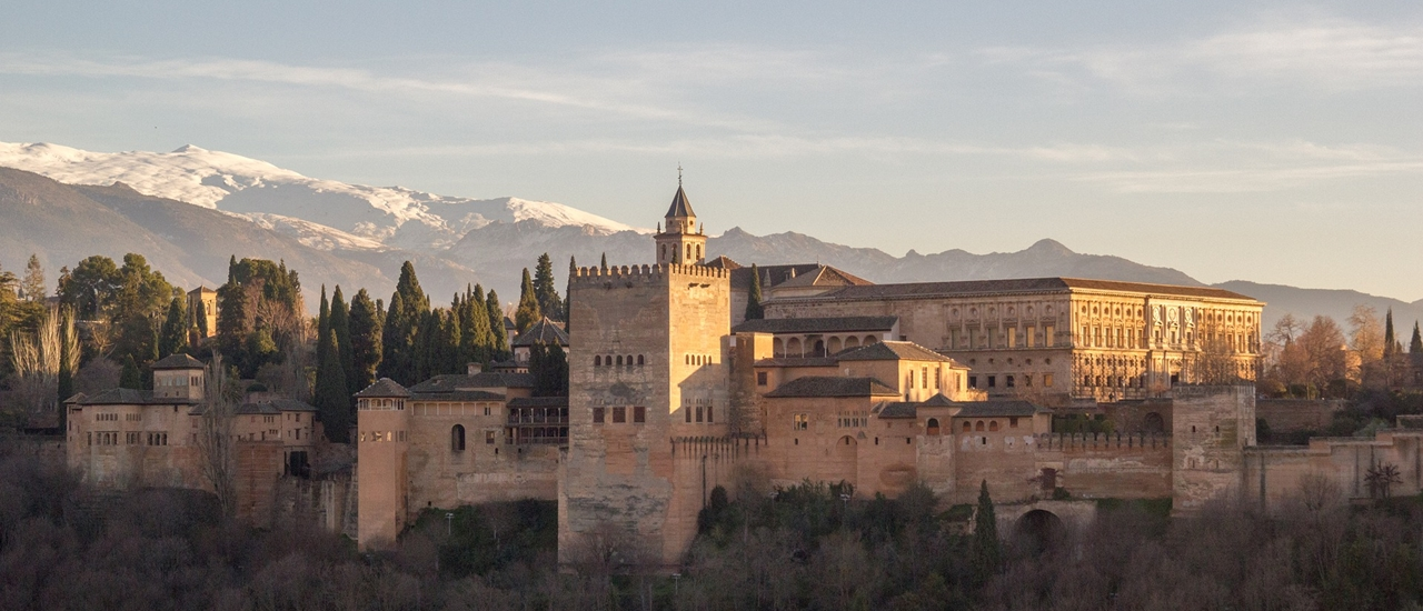 Tourism Nature and hunting. Granada