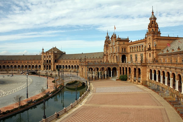 Tourism and hunting. Seville